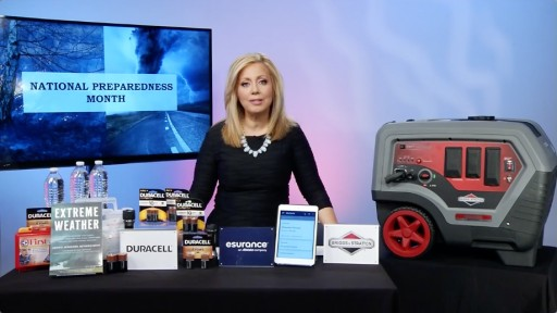Meteorologist and Author of Extreme Weather Bonnie Schneider Gives a Guide for Survival on Tips on TV Blog