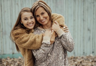 Founder and CEO Tammy Nelson and daughter Olivia Nelson