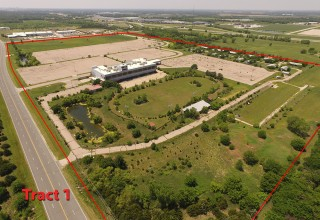 Tract 1 Aerial