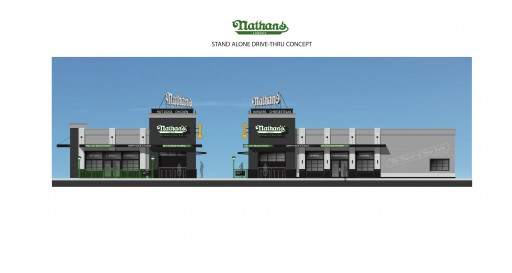 Nathan's Famous Announces New Store Design, Fusing the Modern and Classic Styles of New York
