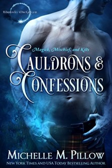 "Cauldrons and Confessions""."