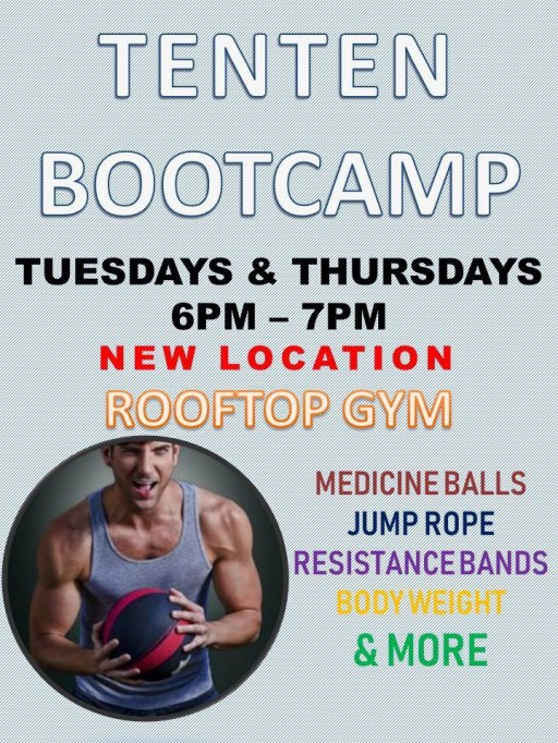 TenTen Wilshire Invites Tenants to Join Bootcamp Fitness Class
