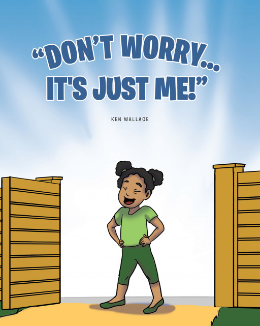 Author Ken 'McKenley' Wallace's new book, 'Don't Worry ... It's Just Me', is a fun and playful story of how silly quirks can be so much more than a nuisance