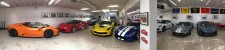 Fast Toys Exotic, Luxury and Race Car Club's Los Angeles Showroom