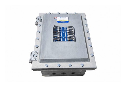 Larson Electronics Releases 225 Amp, 26 Branch Feeder Explosion Proof Panelboard, 3P4W 208Y/120V