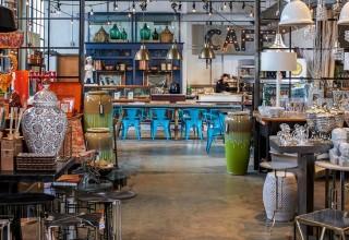 Lillian August Design Center showroom highlight