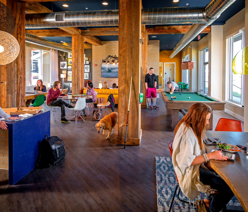 Student Apartments: PrintWithMe And CA Ventures Ink National Deal For 2019