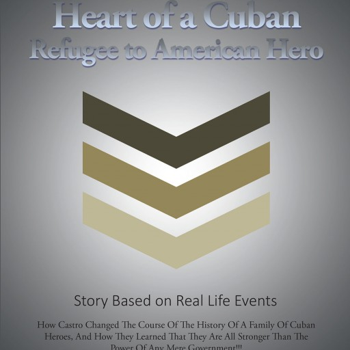 "Author NJ Perez's New Book ""Heart of a Cuban"" is the True Story of a Young Man and His Family as They Attempt to Escape Fidel Castro's Cuba."