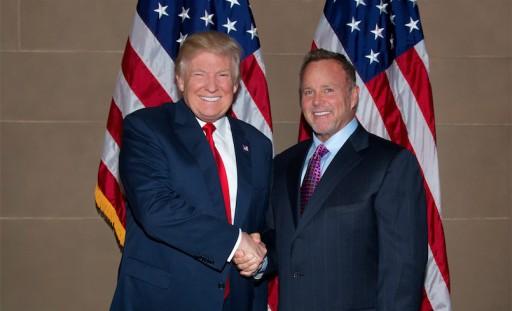 Local CEO, Lloyd Claycomb, Donates $100,000 to Trump Campaign