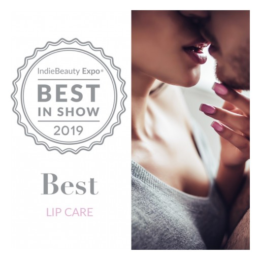 LA LA LEAF Wins Best Lip Care Award at IBE's 2019 Best in Show Awards