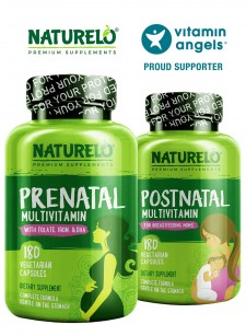 Vitamin Angels - NATURELO - Prenatal & Postnatal