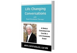 Dr. Jon Connelly is the author of Life Changing Conversations with Rapid Resolution Therapy, a book demonstrating that a single conversation can dramatically improve one's life.