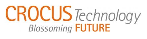 Crocus Technology Introduces a High-Sensitivity, Nano-Power TMR Digital Switch