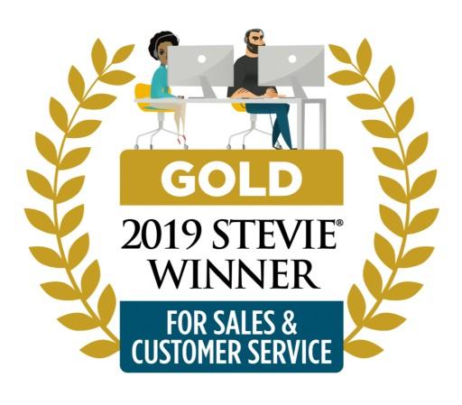 MarketBridge Wins Two Gold Stevie® Awards in 2019 for Sales & Customer Service