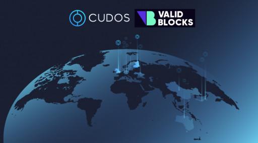 ValidBlocks.com Joins Cudos as Staking Validator