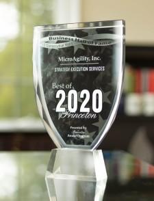 2020 Best of Princeton Award