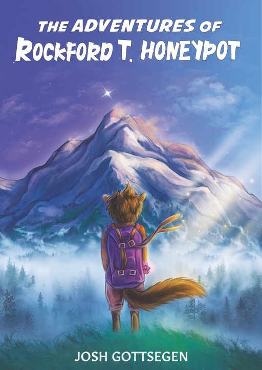 Creator and Author Josh Gottsegen to Release His Debut Novel 'The Adventures of Rockford T. Honeypot' on June 23, 2020