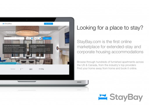 StayBay Announces First Online Marketplace for Corporate Extended-Stay Travelers