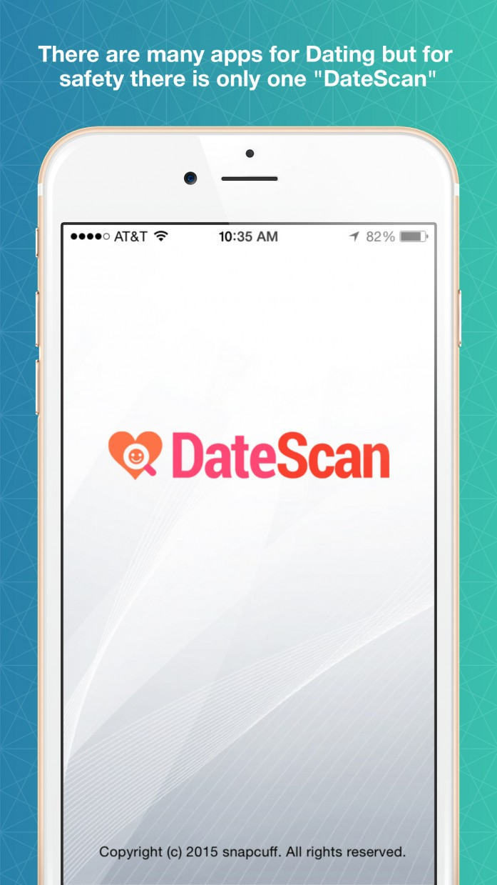 DateScan - Dating Safety App
