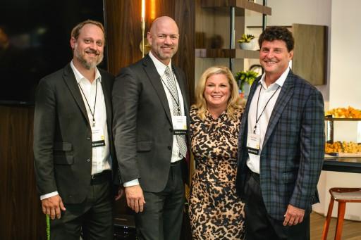 T.E.N. Announces Gazelle Champion of the 2018 ISE® Lions' Den and Jungle Lounge