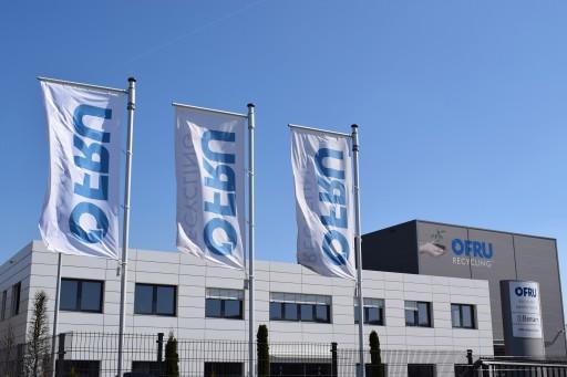 German GreenTech Company OFRU Recycling Celebrates 40th Anniversary of Environmental Technology