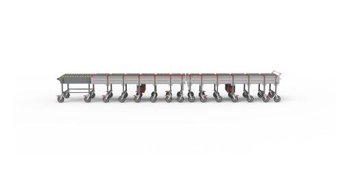 Cannon Equipment Unveils Groundbreaking Conveyor System