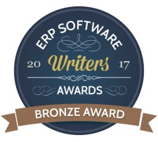 Dave Skinner wins Best Article in 2017 ERP Writers' Awards