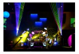 Laser effects fill church presentations with dazzling energy