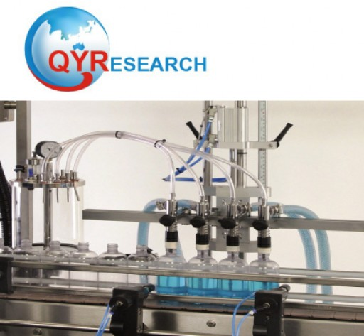 Vacuum Liquid Filling Machine Market Future Forecast 2019-2025: Latest Analysis by QY Research