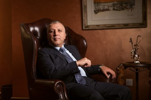 Forbes Lists Ghassan Aboud Amongst '50 Most Influential Expats in the UAE'