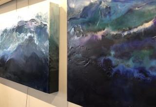 Geodes Art Show