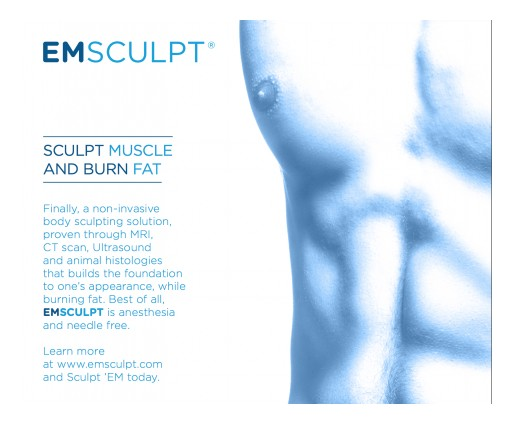 One Agora Integrative Health Introduces Groundbreaking Technology, Emsculpt® That Goes Beyond Circumferential Reduction