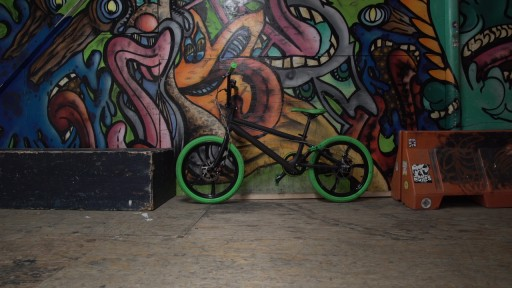 World's First Electric BMX Bike Sparking Interest and Excitement Amongst BMX Riders and Urban Commuters