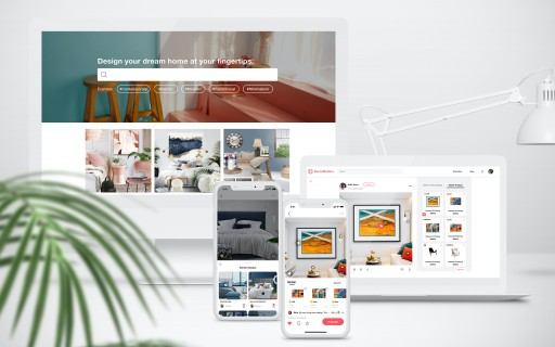 DecorMatters Announces AI Integration in Interior Design App and Releases First Website Version