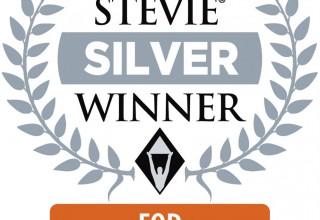 2017 Stevie Silver Winner