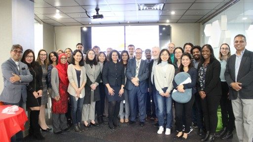 Rangam Hosts New Jersey Institute of Technology's Undergraduate Research and Innovation Student Expo 2017