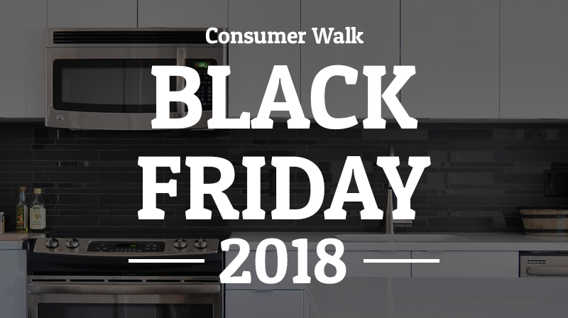 The Best Microwave Black Friday Cyber Monday Deals For 2018 Consumer Walk Rounds Up The Top Microwave Deals Newswire