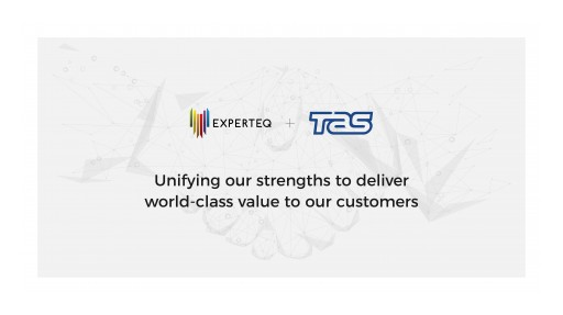 Experteq Acquired by TAS, a Leading End-to-End Cloud Solution Provider