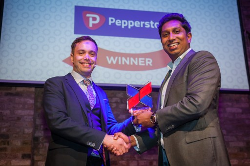 Three Wins for Pepperstone at the UK Forex Awards