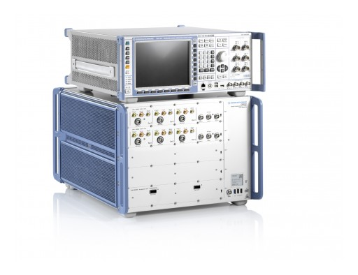Rohde & Schwarz Demonstrates Test Capability of 3GPP 5G New Radio Using Qualcomm® Snapdragon™ X50 5G Modem