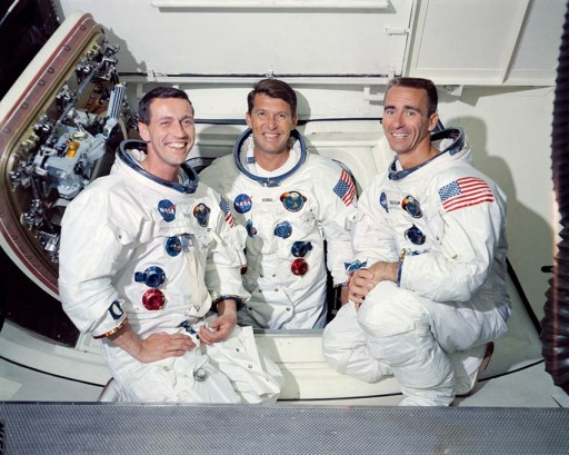 Kids to Interview Apollo Astronaut