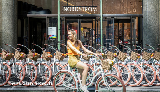 Priority Bicycles Partners With Dogfish Head Brewery, Free People X Nordstrom, Last Podcast on the Left, on Custom Bicycle Programs