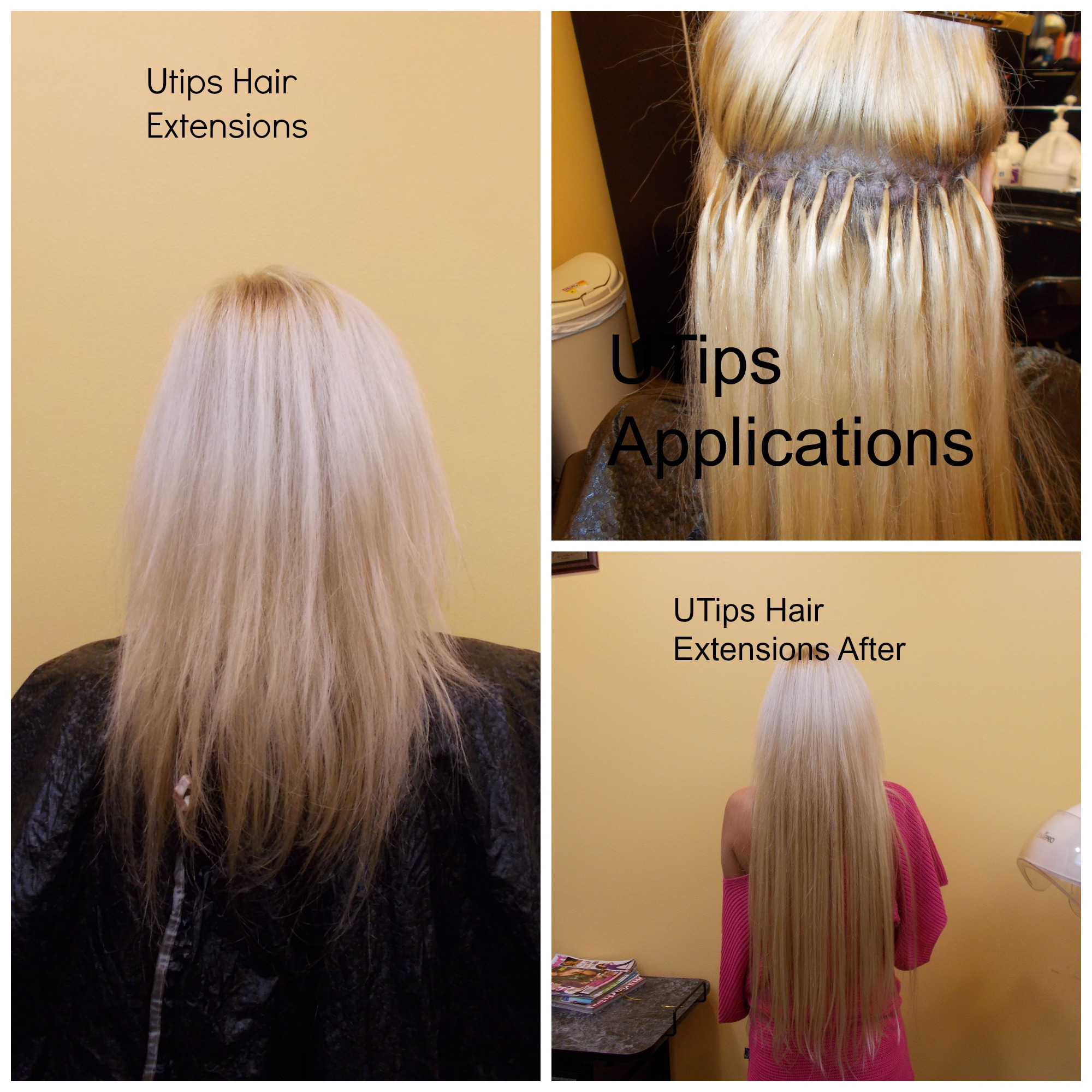 Orlando Hair Salon Now Offers Utips Hair Extensions Newswire