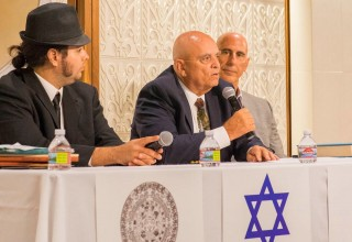 Interfaith panel at the Church of Scientology Los Angeles