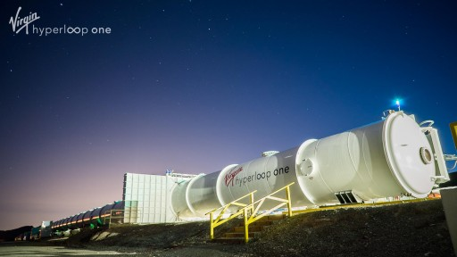 HubStor Deployed by Virgin Hyperloop One for Cloud Data Management on Microsoft Azure