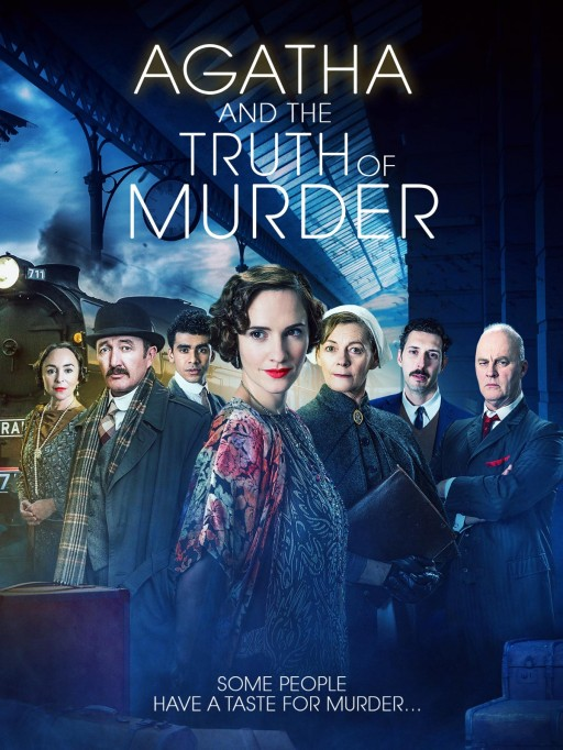 Agatha Christie Comes to Life Like Never Before When Vision Films Presents 'Agatha and the Truth of Murder'