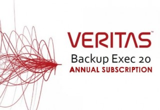 Veritas Backup Exec 20 Annual Subscription