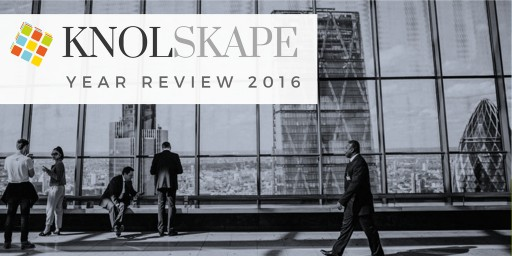 KNOLSKAPE Witnesses Significant Growth and Expansion in 2016