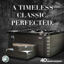 Beachcomber Hot Tubs 40th Anniversary Edition Hot Tubs