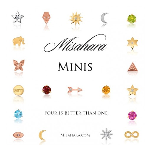 The Misahara Minis Collection, Set to Launch October 14